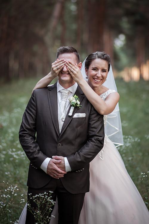 Esküvő fotózás kreatívan